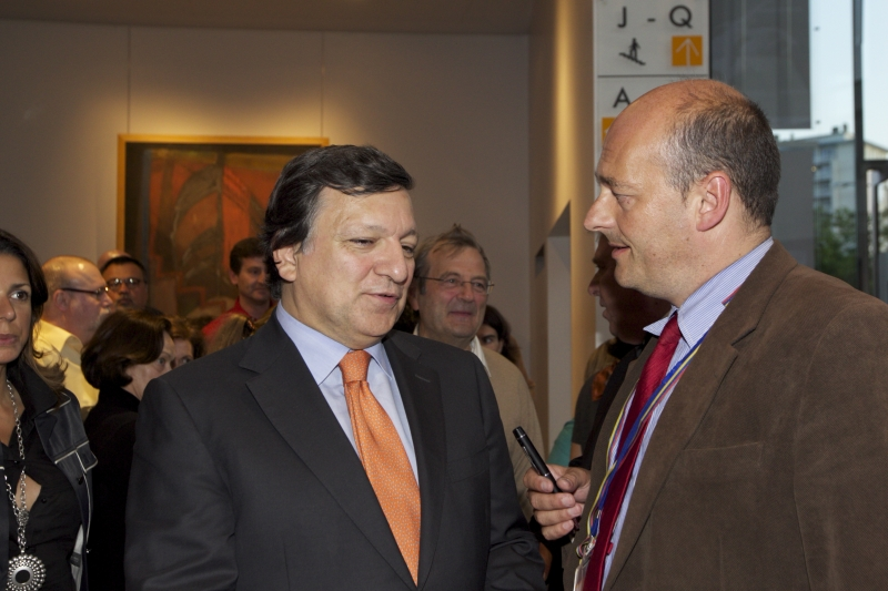 Interview mit Barroso